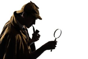 Sherlock Holmes, private eye, detective, sleuth, sherlock shutterstock_110867483