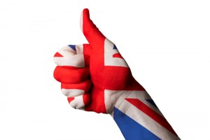 great britain, flag, thumb, United Kingdom, U.K.