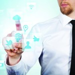 Application, Software, Cloud, Communication, Global Communications, Computer Network, Design, Technology, Downloading