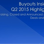 Q2 2015, second quarter, 2015, highlights, deals, fundraising, exits