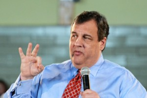 Chris Christie, New Jersey, governor