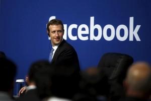 Mark Zuckerberg, Facebook, 2015