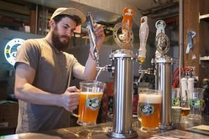 craft beer, Brooklyn Brewery,