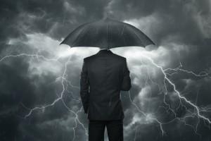 danger, risk, storm, prepare for worst, trouble, shutterstock_134399564