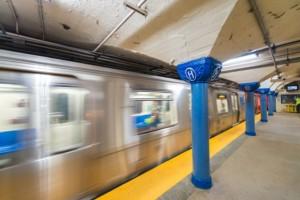 Transit, Metro, Subway, Trian