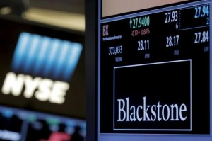 Blackstone's ticker and trading info at NYSE