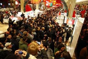 popular, Black Friday, customers, crazy