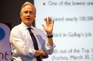 James Coulter, TPG Capital, private equity