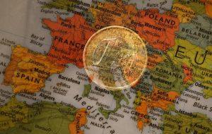 Euro Europe Map