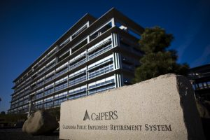 CalPERS, pension fund, private equity