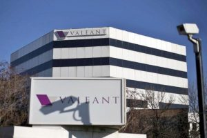 Valeant Pharmaceuticals, hedge funds
