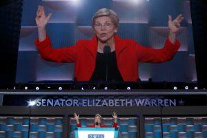 U.S. Senator Elizabeth Warren