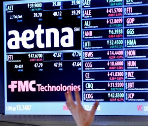 Aetna on NYSE