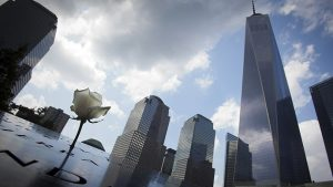 9/11 Memorial, One World Trade Center