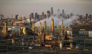 Philadelphia Energy Solutions oil refinery