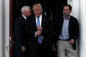 Jonathan Gray and Trump