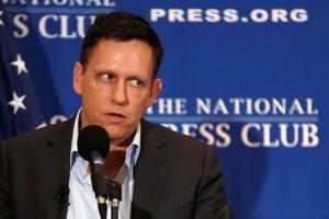 Peter Thiel, Twitter, venture capitala