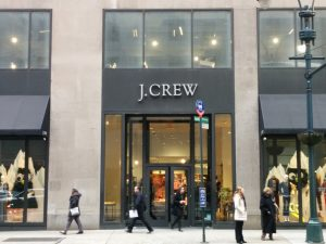 J Crew, apparel, debt, Moody's, credit rating, retail, Mickey Drexler,