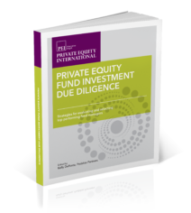 Private equity fund investment due dilligence - Private Funds Management