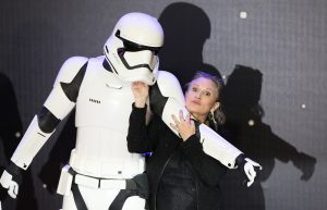 RIP Carrie Fisher