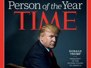 Trump as Time's Person of the Year