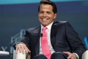 Donald Trump, Anthony Scaramucci, SkyBridge Capital, M&A, merger, HNA Capital, Ron Transatlantic, China