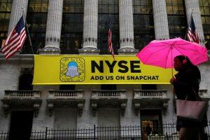 Snapchat IPO NYSE