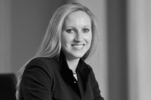 Maggie Littlefield Sahlman, Advent International, private equity