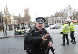 London terror attack - 2017