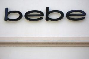 Bebe shutdown