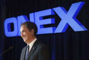 Onex Corp, Canada, private equity