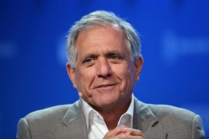 CBS CEO Moonves