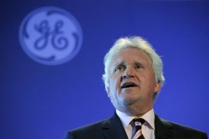 GE CEO Immelt