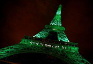 Paris climate change accord