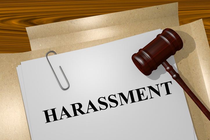 Sexual Harassment, venture capital, private equity