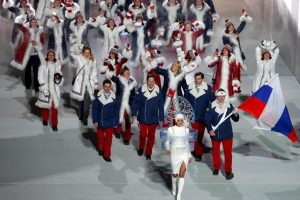 Russia at Winter Olympics