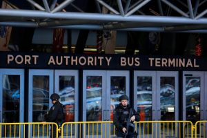 Port Authority bombing