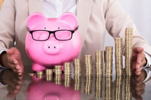 VCJ Performance Piggy Bank Venture