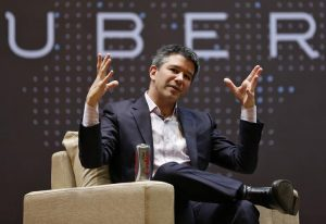 Uber, Travis Kalanick, China, India, family office, private equity