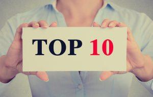 Top 10 Deals Venture, top 10, most popular
