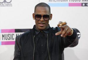 R. Kelly, singer, American Music Awards
