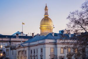 New Jersey, pension, funds, capital
