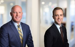 Mark Edgarton, Kevin Quigley, Choate Hall & Stewart LLP, private equity, law, sandbagging, merger, M&A