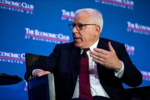 David Rubenstein, Carlyle Group, Declaration Capital, private equity, emerging markets, family office