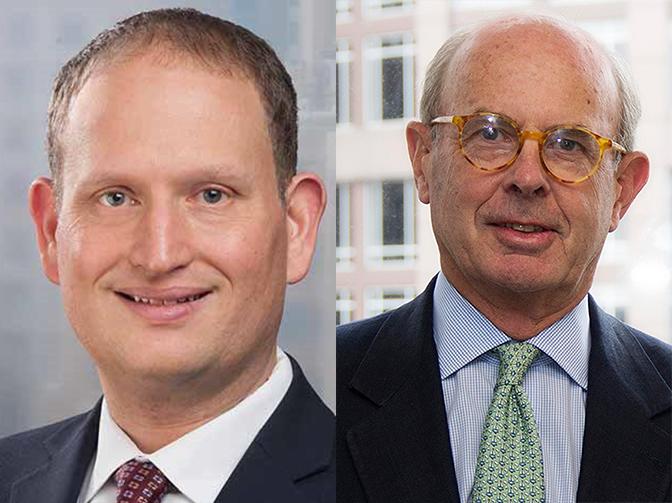 Dan Shoenholz, Peter Gates, EY-Parthenon, healthcare, private equity