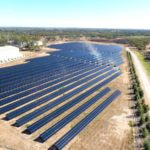 BlackRock has acquired a North American solar and energy storage business that was launched in 2012 as a GE subsidiary.