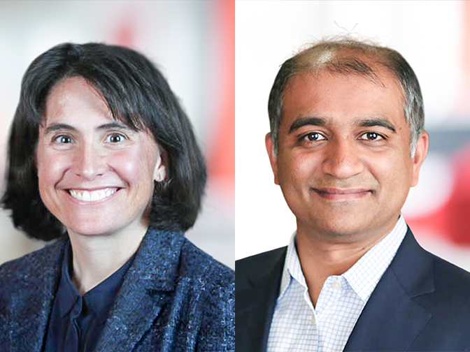 Kara Murphy, Nirad Jain, Bain & Co, healthcare, private equity