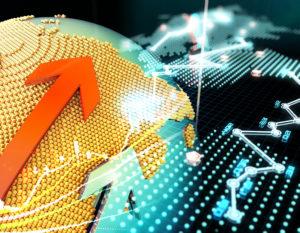 Globe economic cycle