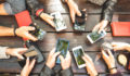Smartphones, telecoms
