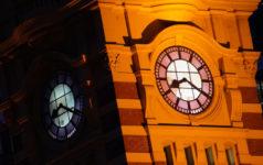 Melbourne, Australia, time